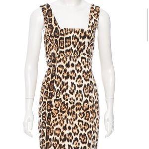 Never Worn! Alice + Olivia Leopard Dress
